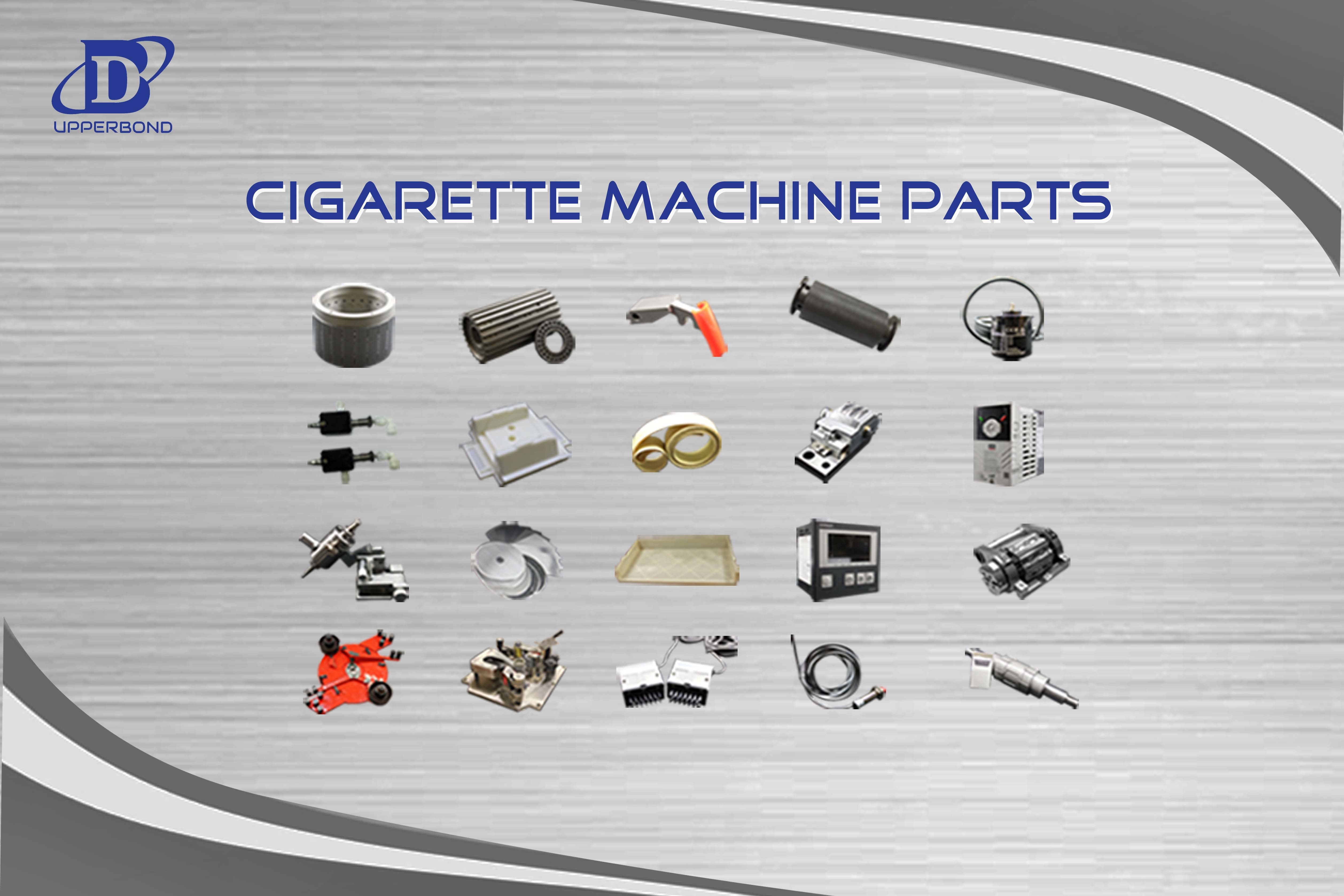 ISO Cigarette Packaging Related Products Upperbond Cigarette Machine Parts